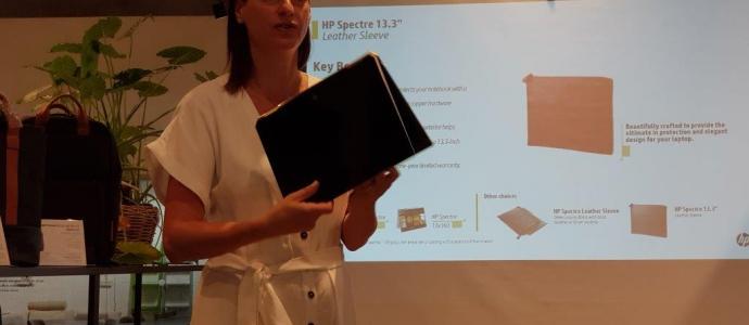 HP משיקה בישראל את קולקציית אביזרי הפרמיום- HP   מה קורה כשמשלבים בין טכנולוגיה, יוקרה ולייף סטייל?